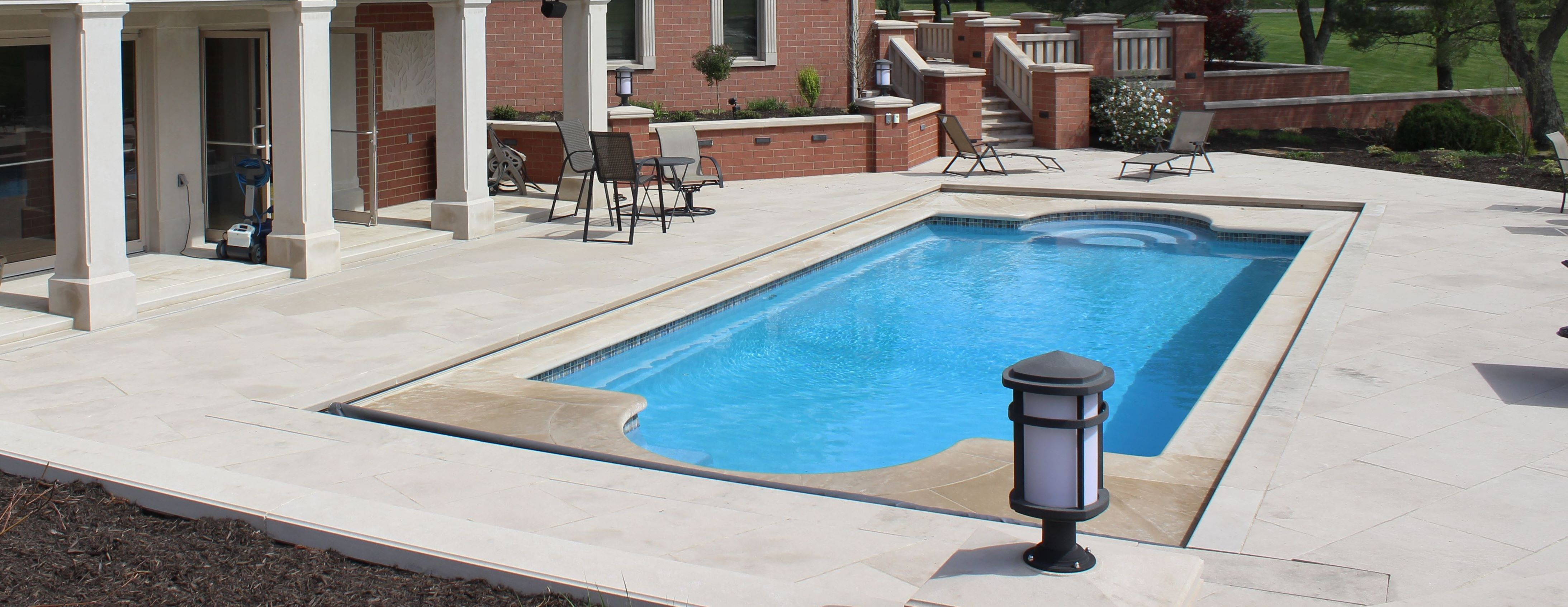 Pavers and Pool Coping